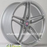 L'alliage en aluminium de véhicule borde des roues d'alliage de reproduction de Hre