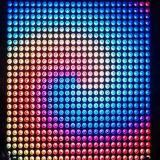 I paraocchi quadrati DJ di DMX 25*10W RGB escludono l'indicatore luminoso della tabella del LED