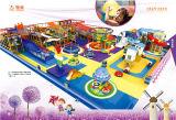 Weiches Spielplatz-Projekt-Fiberglas-Plättchen-Innengerät