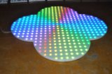 Partei bewegliche LED Dance Floor der Stadiums-Disco-60*60cm Weedding