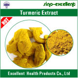 Curcumin natural do pó de Extact do Turmeric