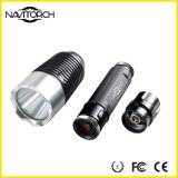 Luz ao ar livre de alumínio recarregável da liga 5W (NK-8806)