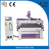 Cnc-Fräser-Stich und Ausschnitt-Maschine der Qualitäts im niedrigen Preis