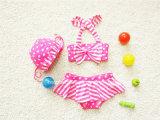 Costume da bagno di modo del bikini della bambina