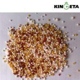 Fertilizante NPK 16-16-16 da mistura do pomar da alta qualidade do preço do competidor de Kingeta