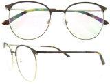 Vetri ottici di Eyewear del nuovo di modo di vetro blocco per grafici rotondo dell'annata