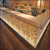 لون 7 قهوة متجر عداد تصميم مطعم قضيب عدادات