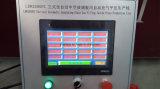 Gas di vetro d'isolamento automatico verticale di Lbw2500PC che riempie la linea di produzione interna