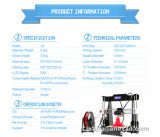 2017の熱い販売の新製品DIY 3Dプリンター