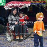 Conduites de Kiddie d'amusement, conduites de Kiddie de robot à vendre (BJ-KD04)