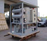 máquina de reciclaje de aceite lubricante usado, purificador de aceite lubricantion residuos (serie zjb )