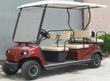 Багги гольфа 6 мест электрическое