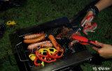 Утвари BBQ 6 частей напольные крытые сь варя установили комплект Cookware Kitchenware, инструменты кухни