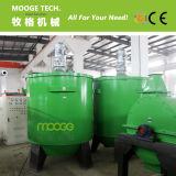 Dell'impianto di riciclaggio di plastica residuo dell'ANIMALE DOMESTICO della bottiglia