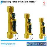 Válvula de seguridad automática forjada de la válvula de descarga del color de cobre amarillo natural de la carrocería que ejerce presión sobre BCTSV03 1.5-8Bar