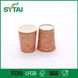 Tazza di caffè di carta a gettare dell'esportazione della Cina