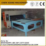 Máquina cortando giratória Chain do papel ondulado do alimentador