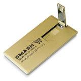 De ultra Slanke Aandrijving van het Adreskaartje USB van de Aandrijving van de Kaart USB