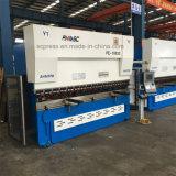 Frein 125t de presse hydraulique de plaque d'acier inoxydable