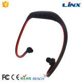 Rádio do MP3 Bluetooth do esporte de Neckback em auscultadores da orelha