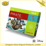 Карточная игра головоломки зигзага детей Стар Трек Популярн-Сбывания (JHXY-JP0013)