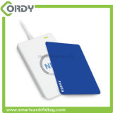smart card offseting plástico do PVC RFID NTAG213 NFC da impressão 13.56MHz