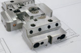 Hohe Präzision CNC-maschinell bearbeitenteile mit Aluminiumteil-Selbstersatzteilen
