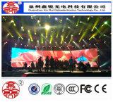 Visualizzazione impermeabile LED di HD Hotsell di video della parete dell'affitto P5.95 alta qualità esterna di colore completo