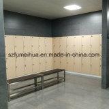 オーストラリアのためのフェノールの積層物2のドアの学校のロッカー