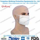 ヘルスケアの微粒子のマスクおよび非編まれた医学の外科マスクQk-FM001