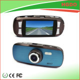 """工場価格2.7 """"車のカメラのダッシュボードカム前部および後部"""