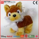 Fox mignon de peluches pour des gosses