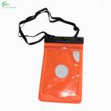 Sac imperméable à l'eau d'iPad de PVC (KG-PW017)