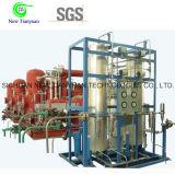 unità di disidratazione del gas di capienza 2000nm3/H per la stazione di Refuelling del gas