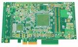 carte médicale de panneau d'impédance Enig+ de doigt chimique d'or de 1.60mm 12layers