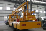 20 Meter der obenliegenden Funktions-6 dreht 20 M große Höhe-Geschäfts-LKW