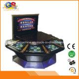 판매를 위한 최고 호화스러운 영상 슬롯 룰렛 카지노 기계 도박 내각 공급