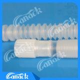 Circuit de respiration remplaçable avec le tube extensible