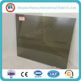 het Grijze Weerspiegelende Glas van 48mm/Unidirectioneel Glas