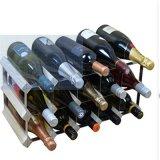 2016 hete Housewares 15 van de Haven van de Verkoop het Rek van de Wijn van de Fles