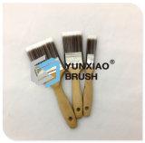 Pinceau en bois de traitement avec le balai de peinture de PBT