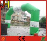 Voûte gonflable personnalisée avec le logo à vendre