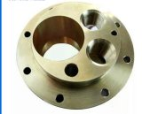 Lavorare all'ingrosso di CNC della lega di alluminio parte il profilo di alluminio dell'espulsione di CNC di abitudine