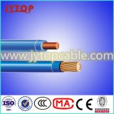 PVC do cobre do fio de Thhn Thwn-2 isolado com cabo de nylon Mtw do revestimento