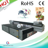 Preço Flatbed UV da impressora para a impressão UV1325 do formato de Larget