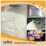 Poudre crue stéroïde de tablettes orales de pureté de 99% Stan Winstrol pour le gain de muscle