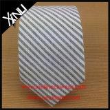 Gravata tecida venda por atacado do negócio dos homens do algodão