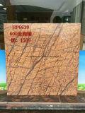 Azulejo natural esmaltado caliente de la piedra de la porcelana del material de construcción de la venta