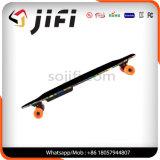 Skateboard met 4 wielen van de Afstandsbediening van de Batterij van het lithium het Draagbare Elektrische