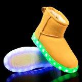 De hete Verkopende Beste Toevallige Schoenen van de Stof van de Schoenen van de Laars van de Winter van de Prijs van de Kwaliteit Goedkope Warme in de Fabriek van China